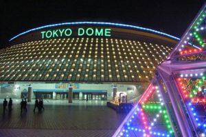 東京ドームイルミネーション