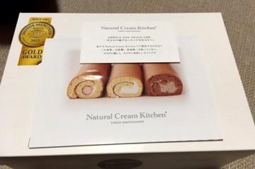 Natural Cream Kitchenのロールケーキ